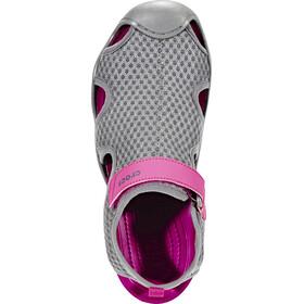 Crocs Swiftwater Mesh - Sandalias Mujer - gris